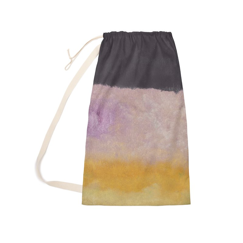 Landscape #8 Accessories Laundry Bag Bag by duocuspdesign Artist Shop