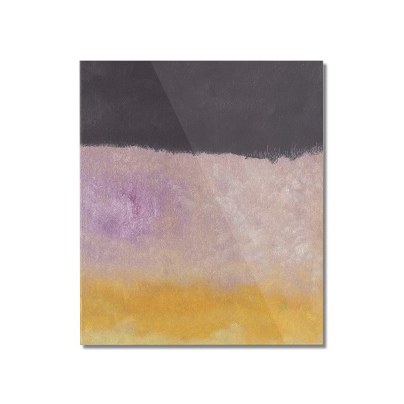 Landscape #8 Home Mounted Acrylic Print by duocuspdesign Artist Shop