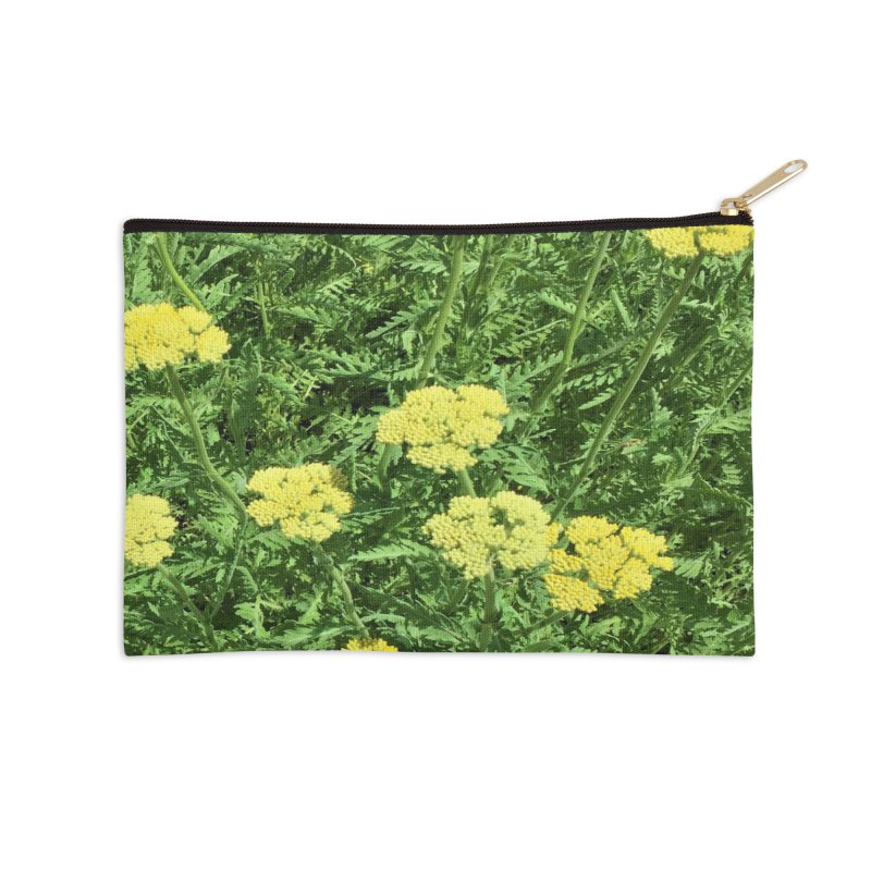 Botanical Garden #2 Accessories Zip Pouch by duocuspdesign Artist Shop