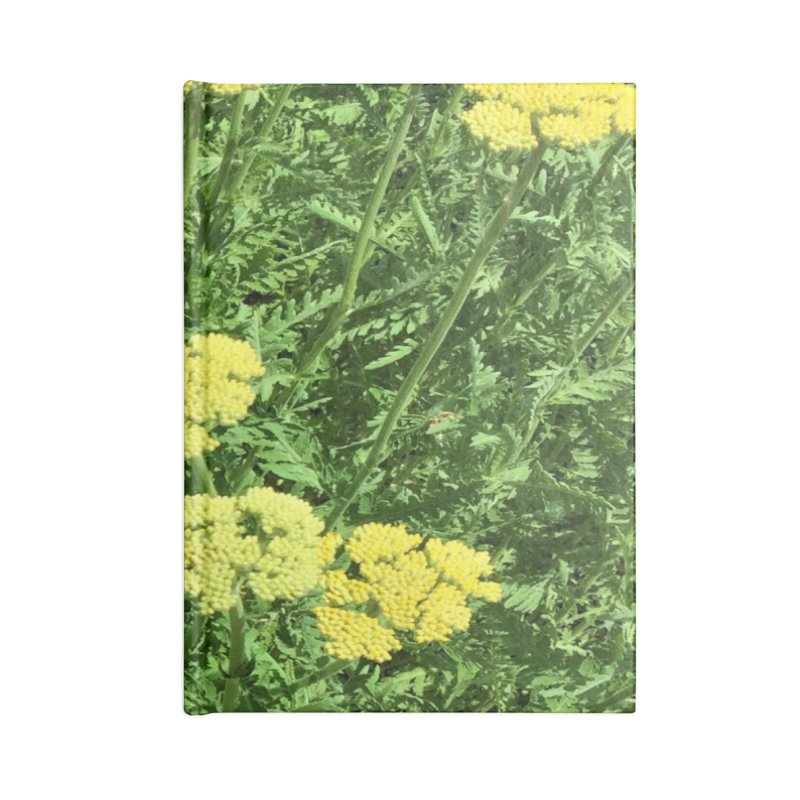Botanical Garden #2 Accessories Lined Journal Notebook by duocuspdesign Artist Shop