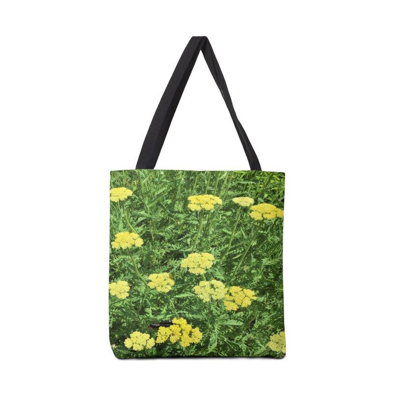 Botanical Garden #2 Accessories Bag by duocuspdesign Artist Shop
