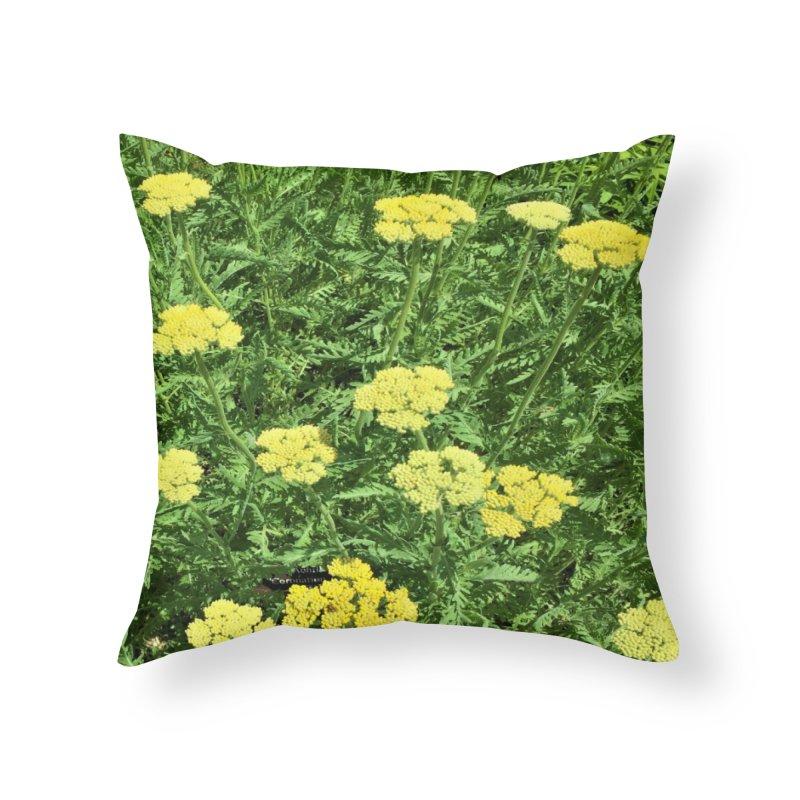 Botanical Garden #2 Home Throw Pillow by duocuspdesign Artist Shop