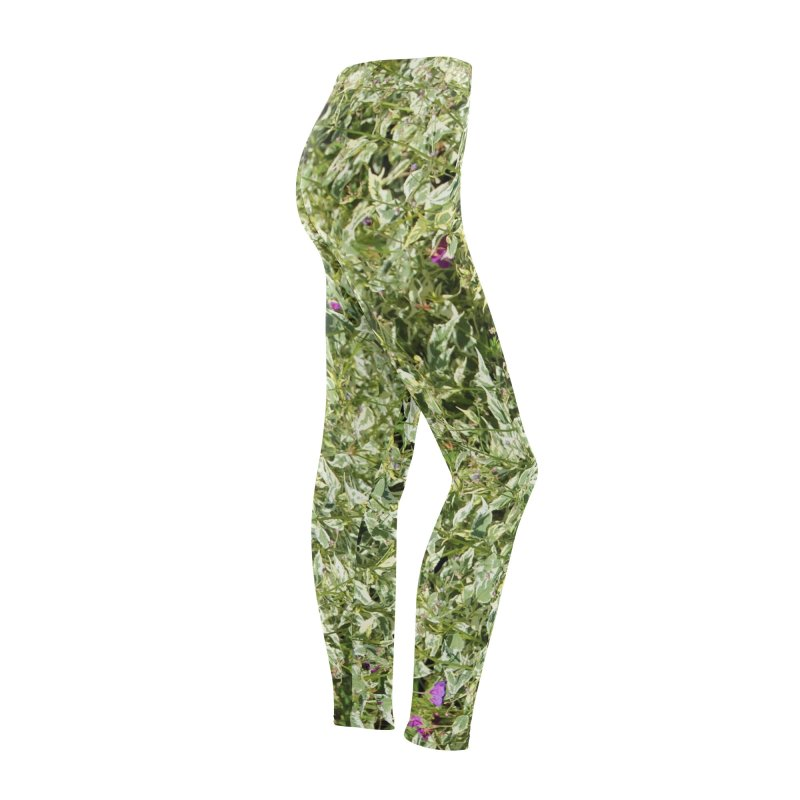 Botanical Garden #4 Women's Bottoms by duocuspdesign Artist Shop