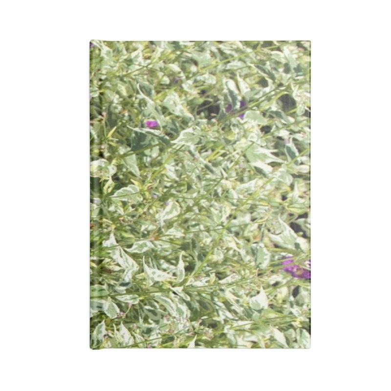 Botanical Garden #4 Accessories Notebook by duocuspdesign Artist Shop