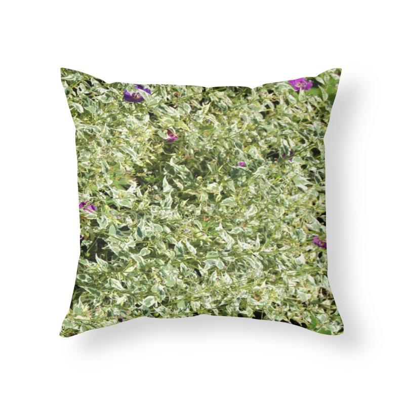 Botanical Garden #4 Home Throw Pillow by duocuspdesign Artist Shop
