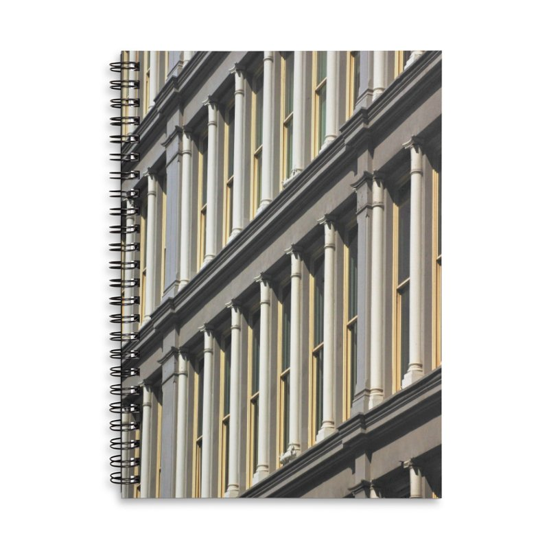 Soho Accessories Notebook by duocuspdesign Artist Shop