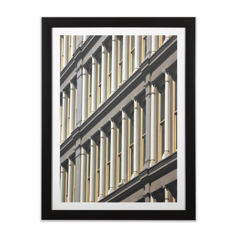Soho Home Framed Fine Art Print by duocuspdesign Artist Shop