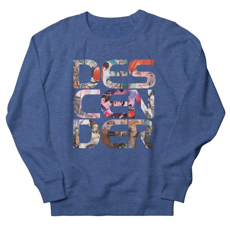 DESCENDER Men's Sweatshirt by Dustin Nguyen's Artist Shop