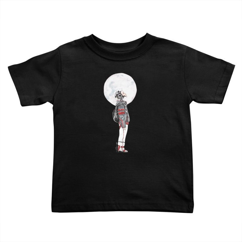 Descender Kids Toddler T-Shirt by Dustin Nguyen's Artist Shop