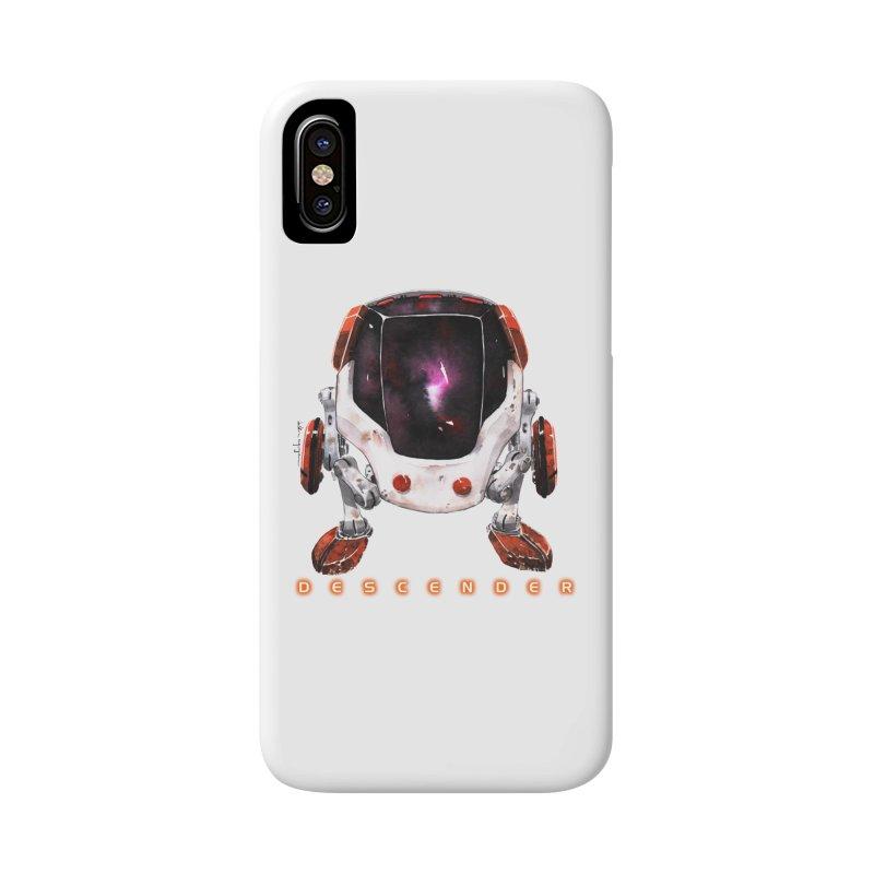Bandit Accessories Phone Case by Dustin Nguyen's Artist Shop