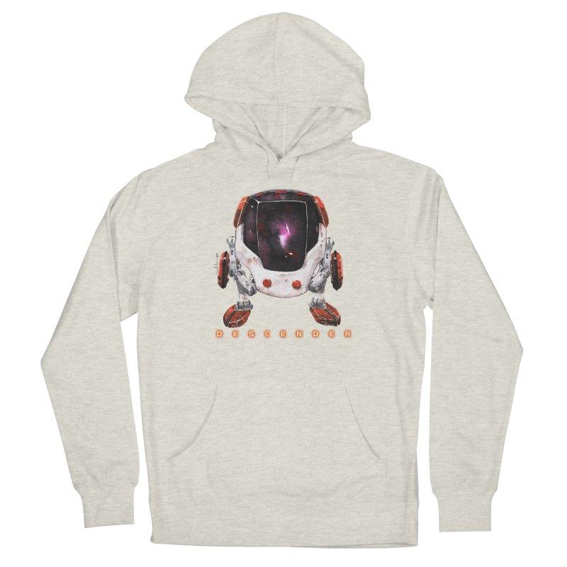Bandit Women's Pullover Hoody by Dustin Nguyen's Artist Shop