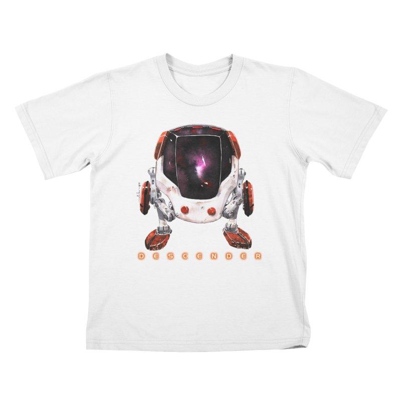 Bandit Kids T-Shirt by Dustin Nguyen's Artist Shop
