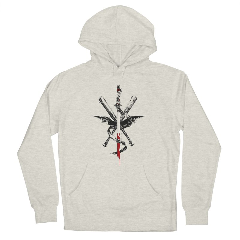 fanclub Women's Pullover Hoody by Dustin Nguyen's Artist Shop