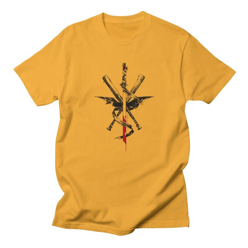 fanclub Men's Regular T-Shirt by Dustin Nguyen's Artist Shop