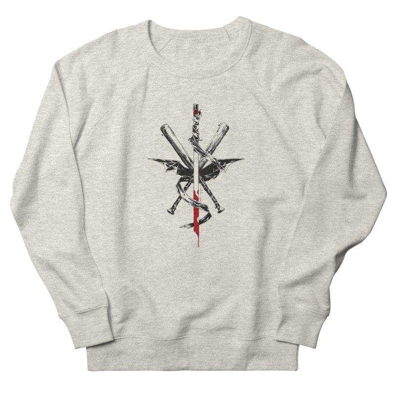 fanclub Men's French Terry Sweatshirt by Dustin Nguyen's Artist Shop