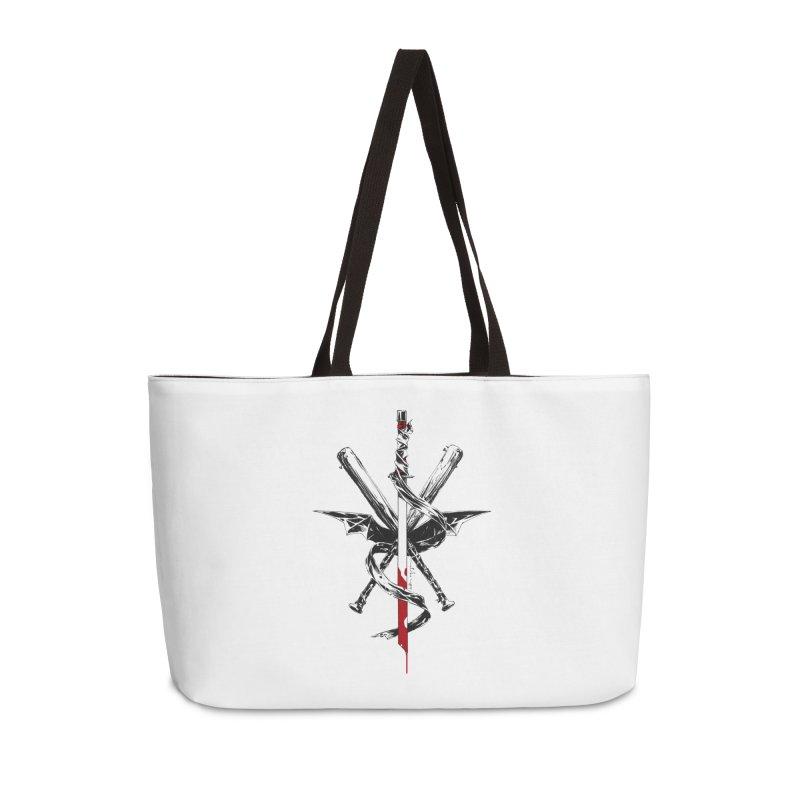 fanclub Accessories Weekender Bag Bag by Dustin Nguyen's Artist Shop