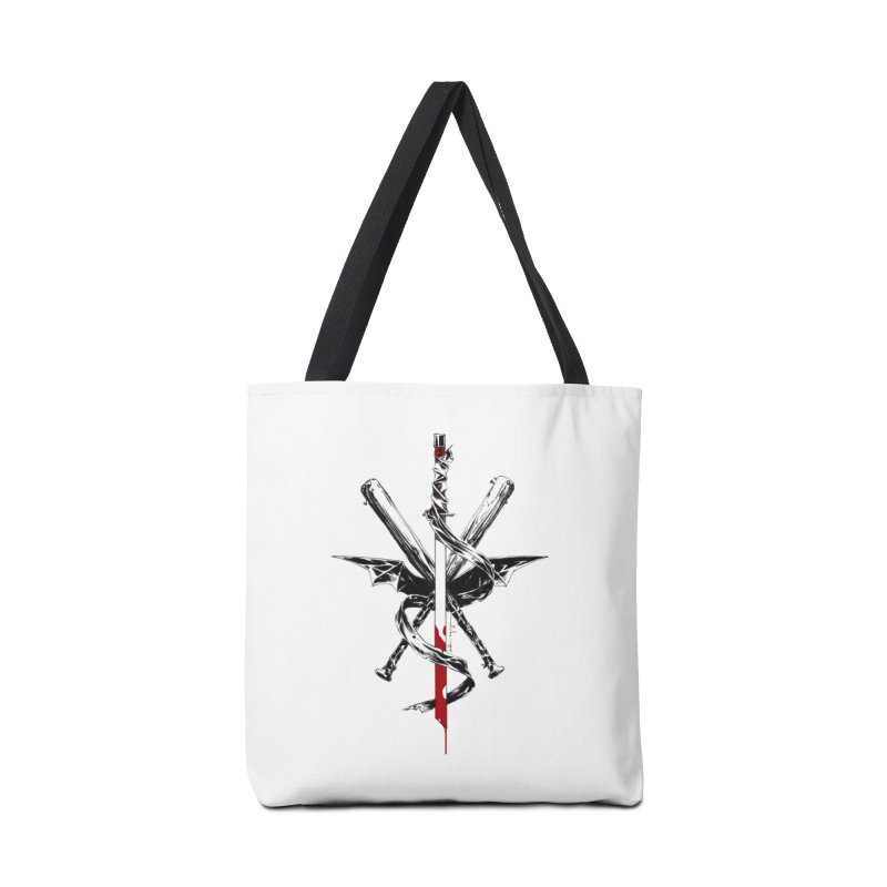 fanclub Accessories Tote Bag Bag by Dustin Nguyen's Artist Shop