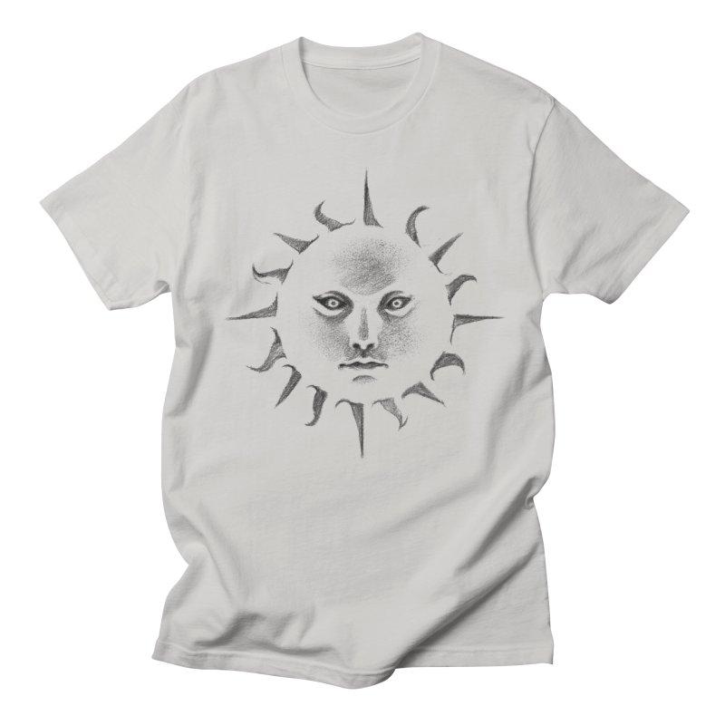 and the sun Men's Regular T-Shirt by Dustin Nguyen's Artist Shop