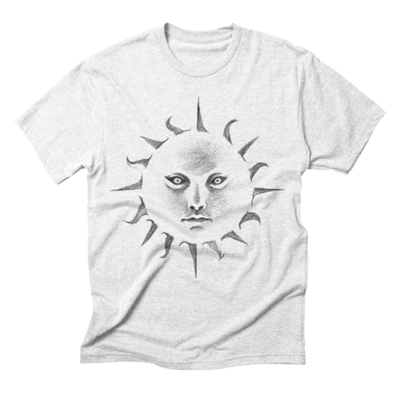 and the sun   by Dustin Nguyen's Artist Shop
