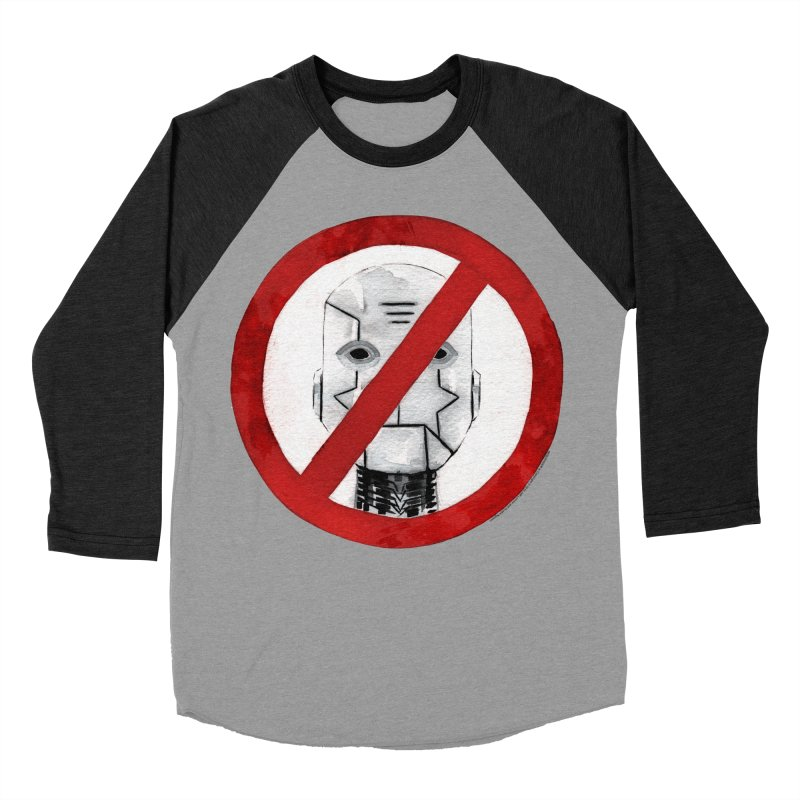no robot   by Dustin Nguyen's Artist Shop
