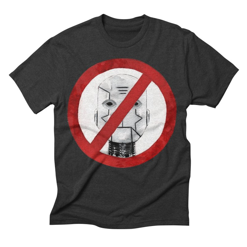 no robot   by Dustin Nguyen's Artist Shop