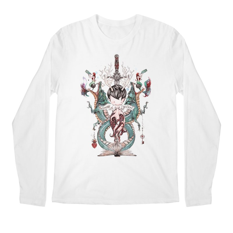 2012 Men's Regular Longsleeve T-Shirt by Dustin Nguyen's Artist Shop
