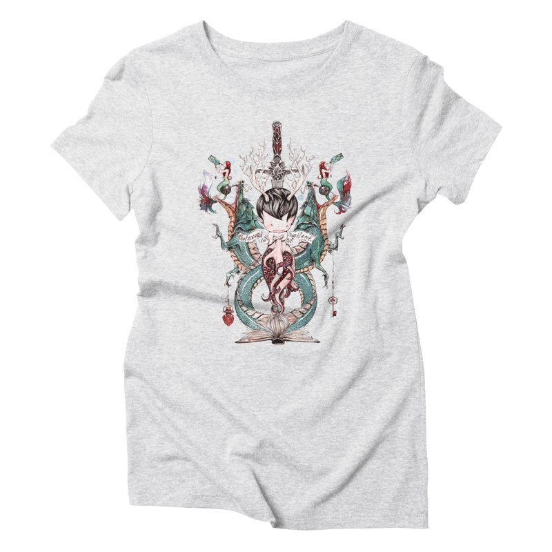 2012 Women's Triblend T-Shirt by Dustin Nguyen's Artist Shop