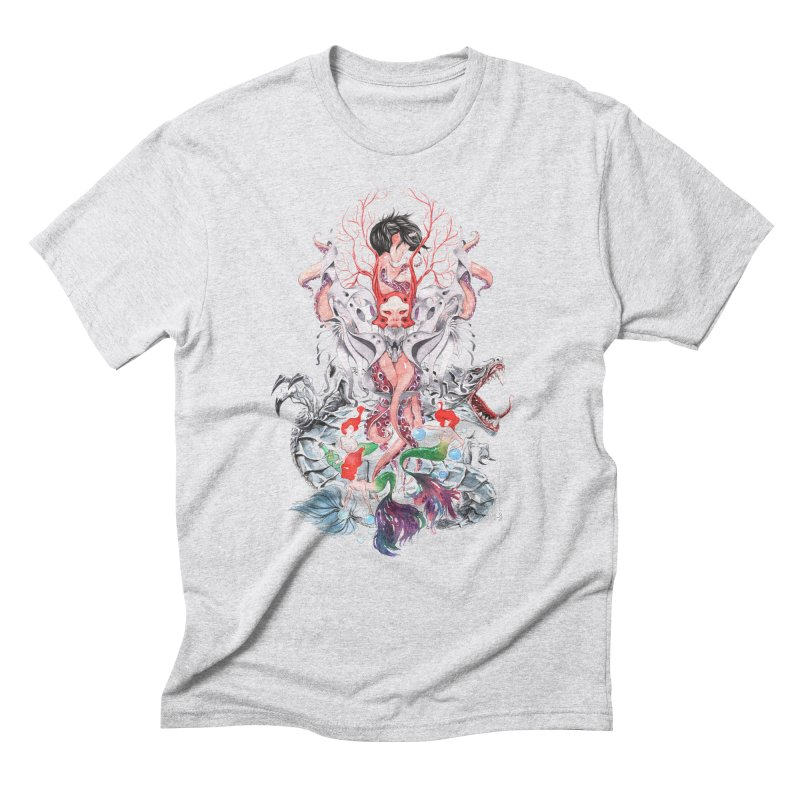 2016 Men's Triblend T-shirt by Dustin Nguyen's Artist Shop