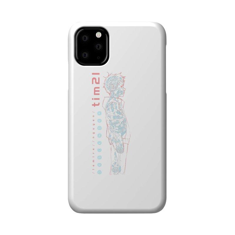 tim21 Accessories Phone Case by Dustin Nguyen's Artist Shop