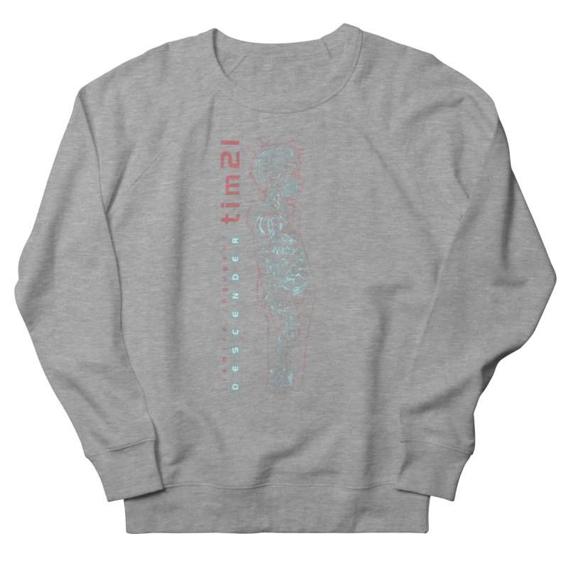 tim21 Women's French Terry Sweatshirt by Dustin Nguyen's Artist Shop