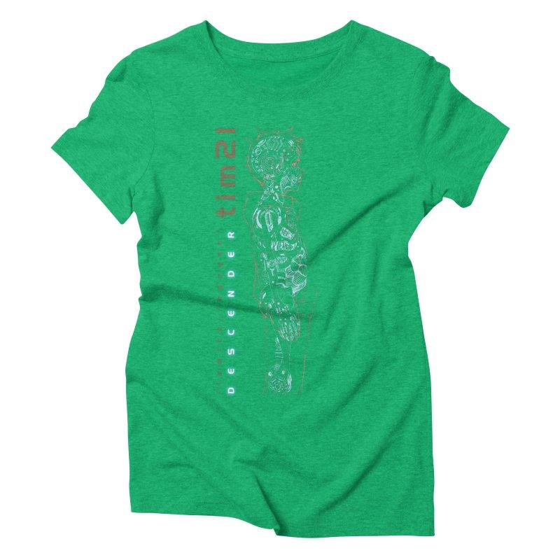 tim21 Women's Triblend T-Shirt by Dustin Nguyen's Artist Shop