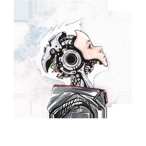 Dustin Nguyen's Artist Shop Logo