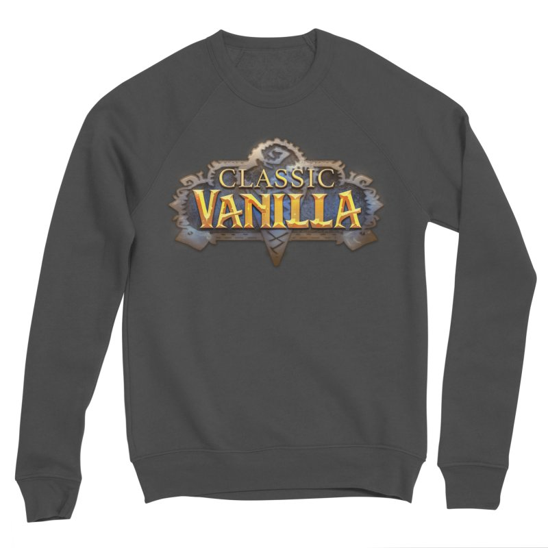 Classic Vanilla Men's Sponge Fleece Sweatshirt by dustinlincoln's Artist Shop