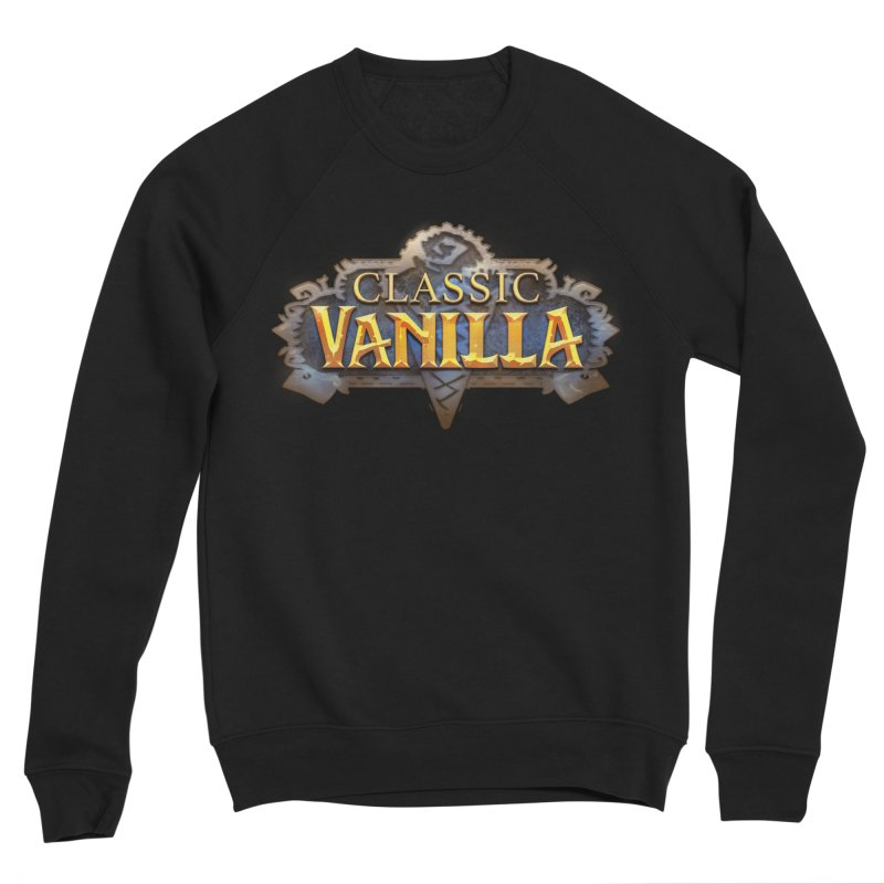 Classic Vanilla Men's Sweatshirt by dustinlincoln's Artist Shop