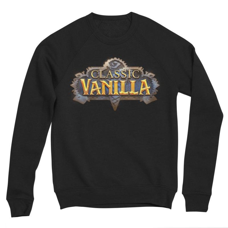Classic Vanilla Men's Sponge Fleece Sweatshirt by dustinlincoln's Artist Shop