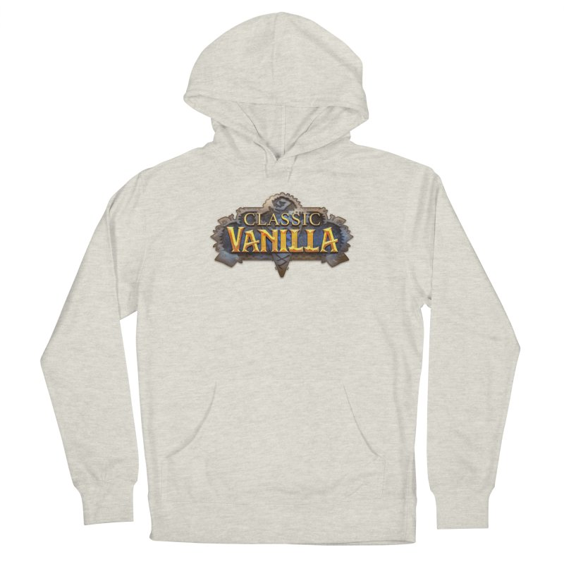 Classic Vanilla Men's Pullover Hoody by dustinlincoln's Artist Shop