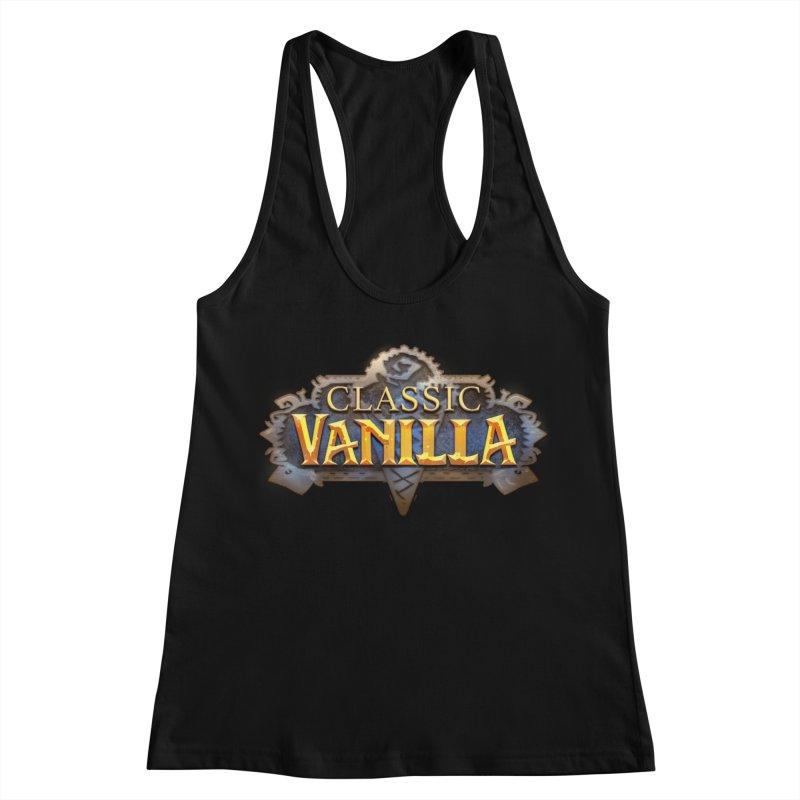 Classic Vanilla Women's Tank by dustinlincoln's Artist Shop