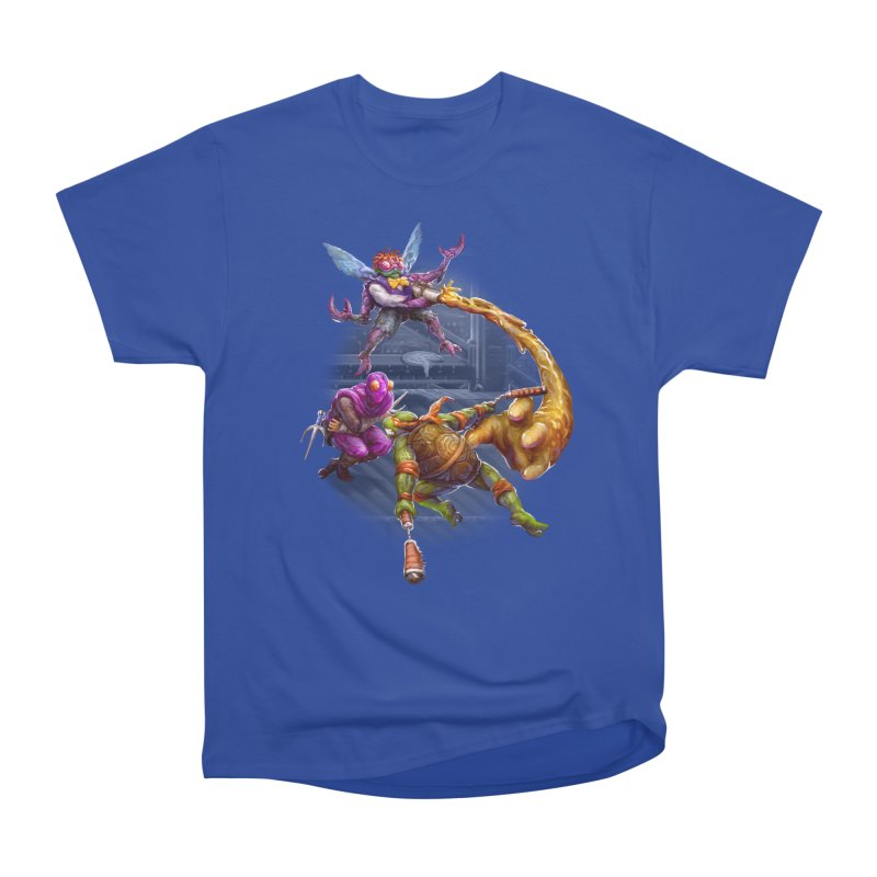 Big Apple 3 A.M. Men's Classic T-Shirt by dustinlincoln's Artist Shop