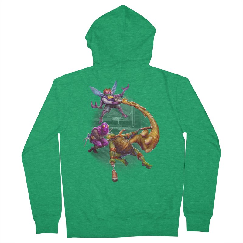 Big Apple 3 A.M. Women's Zip-Up Hoody by dustinlincoln's Artist Shop