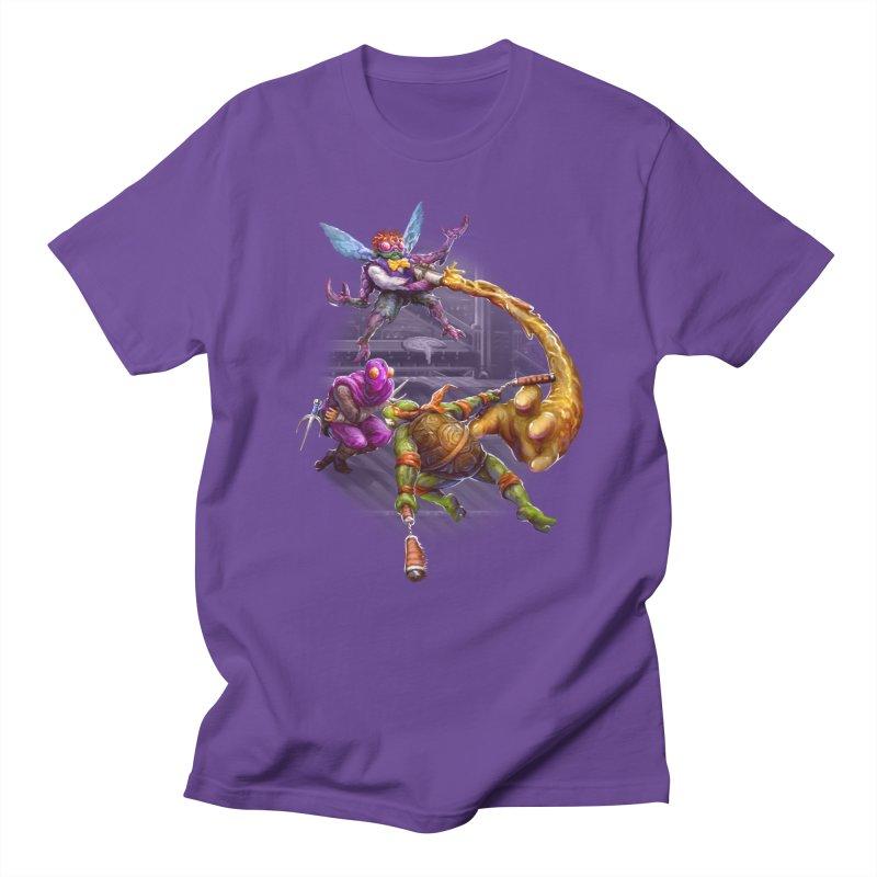 Big Apple 3 A.M. Men's T-Shirt by dustinlincoln's Artist Shop