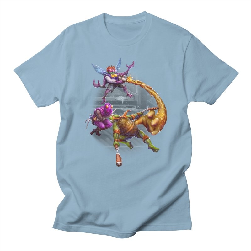 Big Apple 3 A.M. Women's Unisex T-Shirt by dustinlincoln's Artist Shop