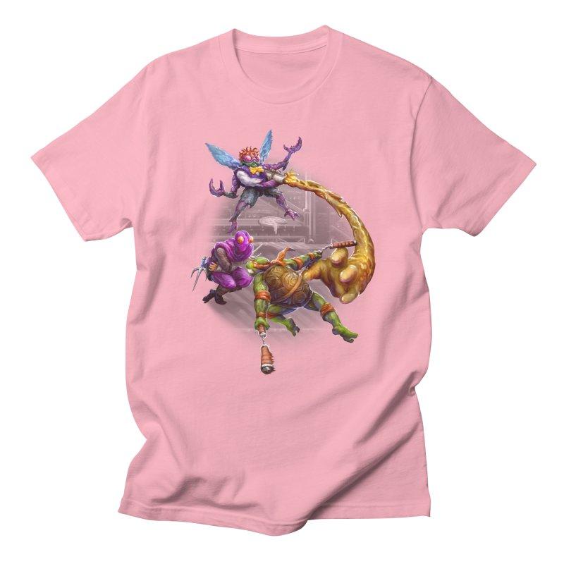 Big Apple 3 A.M. Women's Regular Unisex T-Shirt by dustinlincoln's Artist Shop