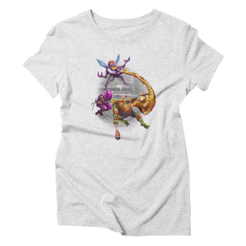 Big Apple 3 A.M. Women's T-Shirt by dustinlincoln's Artist Shop