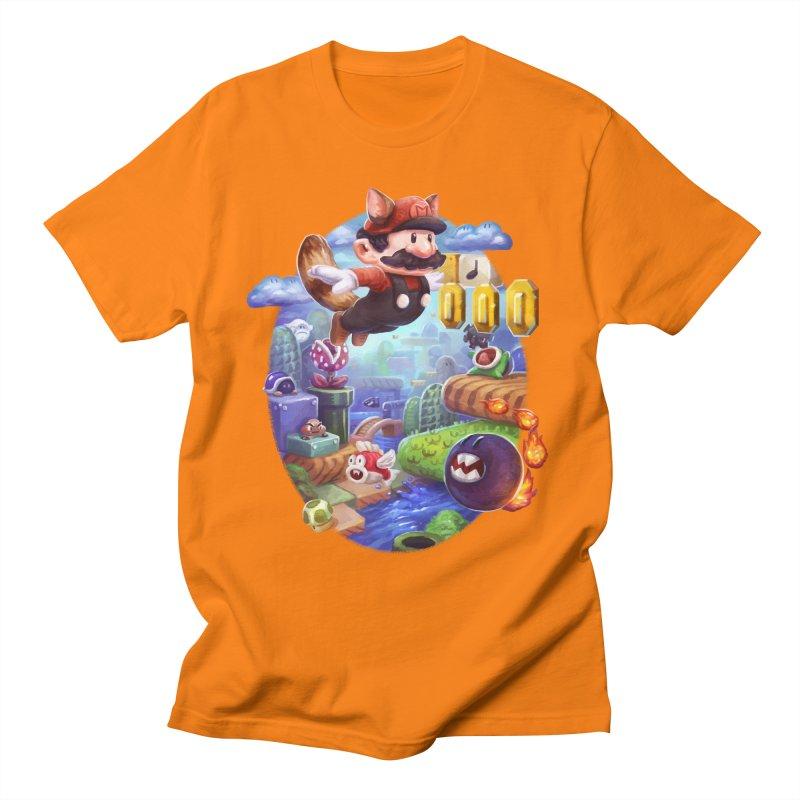 High Adventure Men's T-Shirt by dustinlincoln's Artist Shop