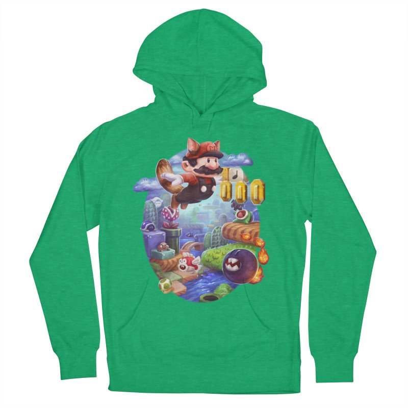 High Adventure Men's Pullover Hoody by dustinlincoln's Artist Shop