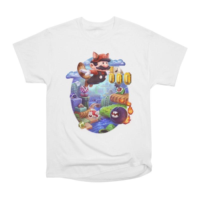 High Adventure Men's Classic T-Shirt by dustinlincoln's Artist Shop