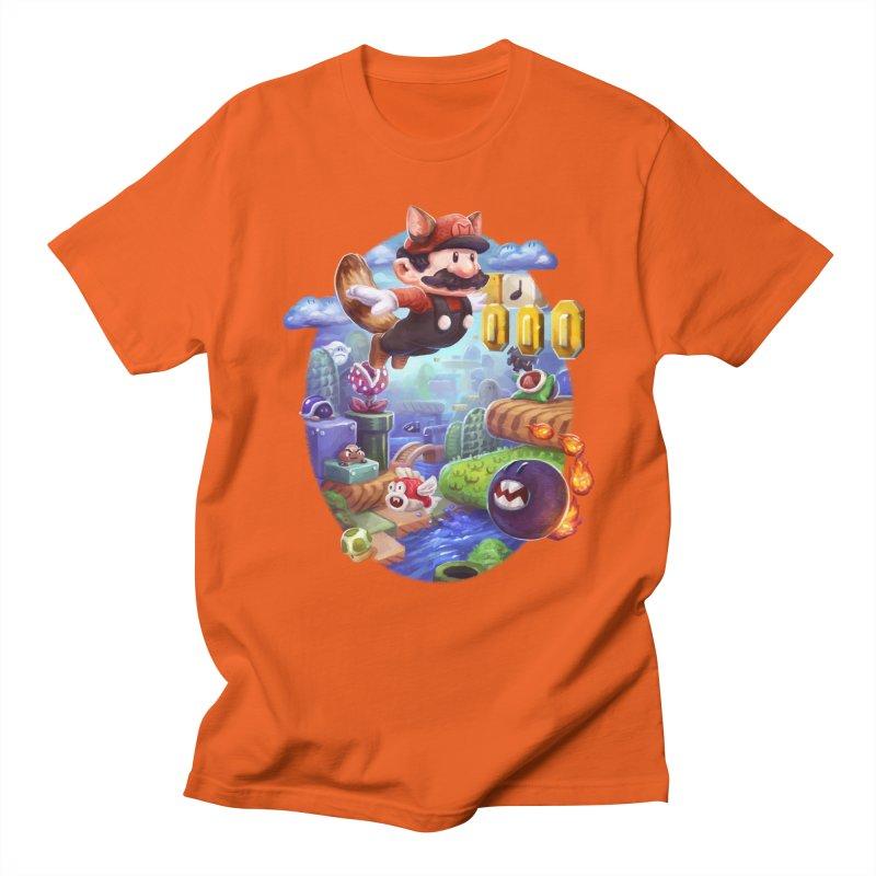 High Adventure Women's Unisex T-Shirt by dustinlincoln's Artist Shop