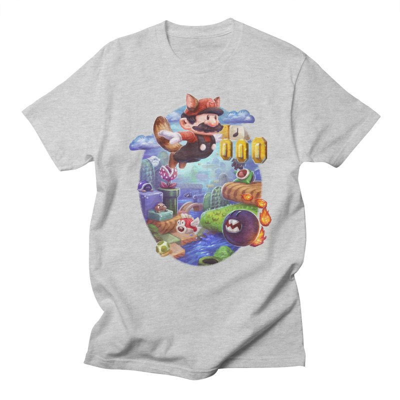 High Adventure Men's Regular T-Shirt by dustinlincoln's Artist Shop