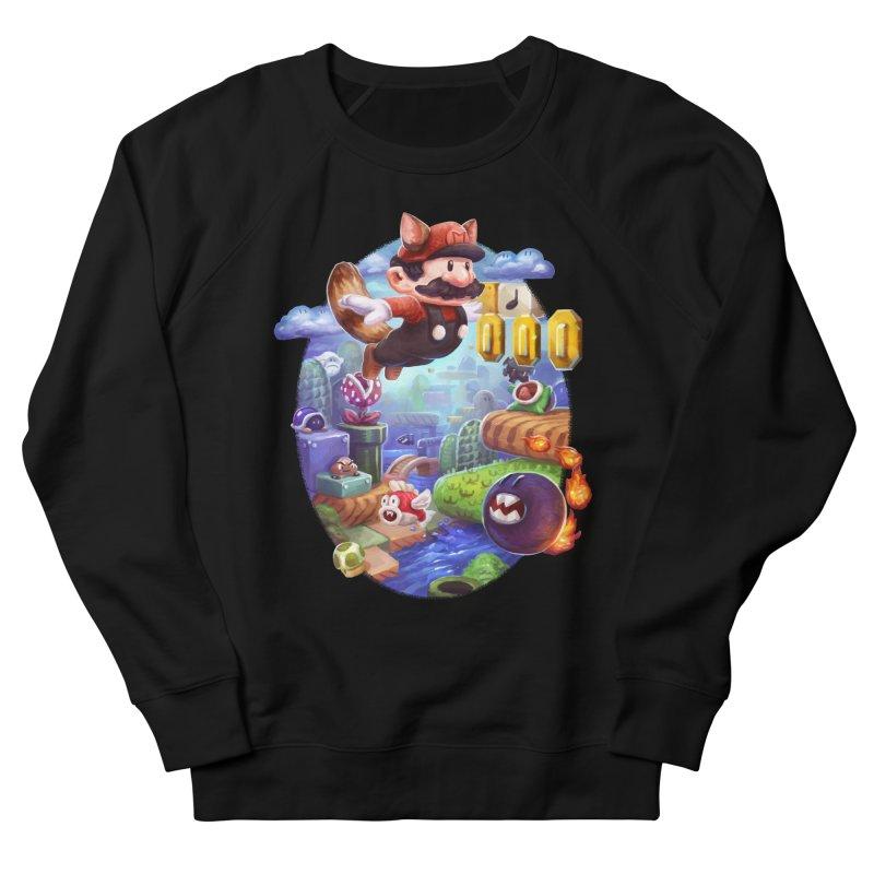 High Adventure Men's Sweatshirt by dustinlincoln's Artist Shop