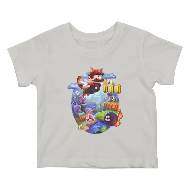 High Adventure Kids Baby T-Shirt by dustinlincoln's Artist Shop
